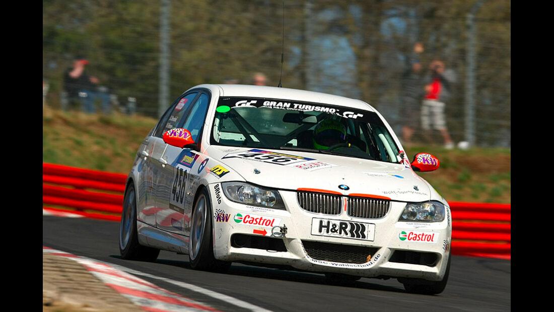 VLN, 2011, #456, Klasse V4 , BMW 325i, MSC Wahlscheid e. V. im ADAC