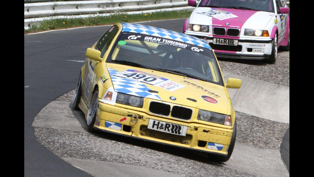 VLN, 2011, #490, Klasse V2 , BMW 318iS,