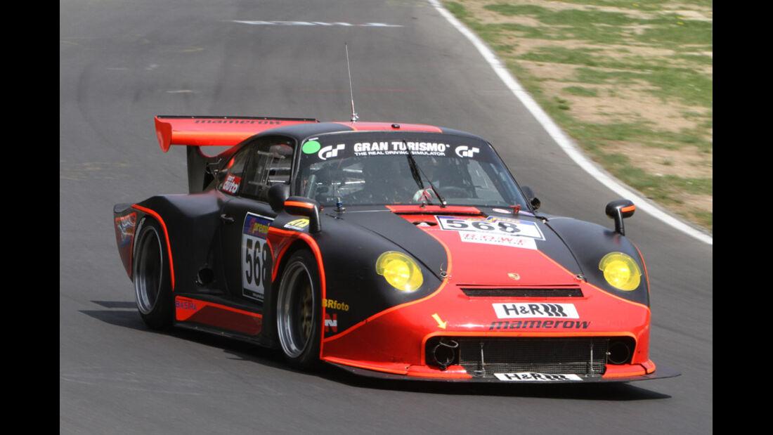 VLN, 2011, #568, Klasse H4 , Porsche 993,
