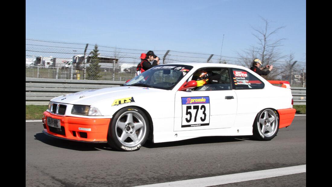 VLN, 2011, #573, Klasse H4 , BMW M3,