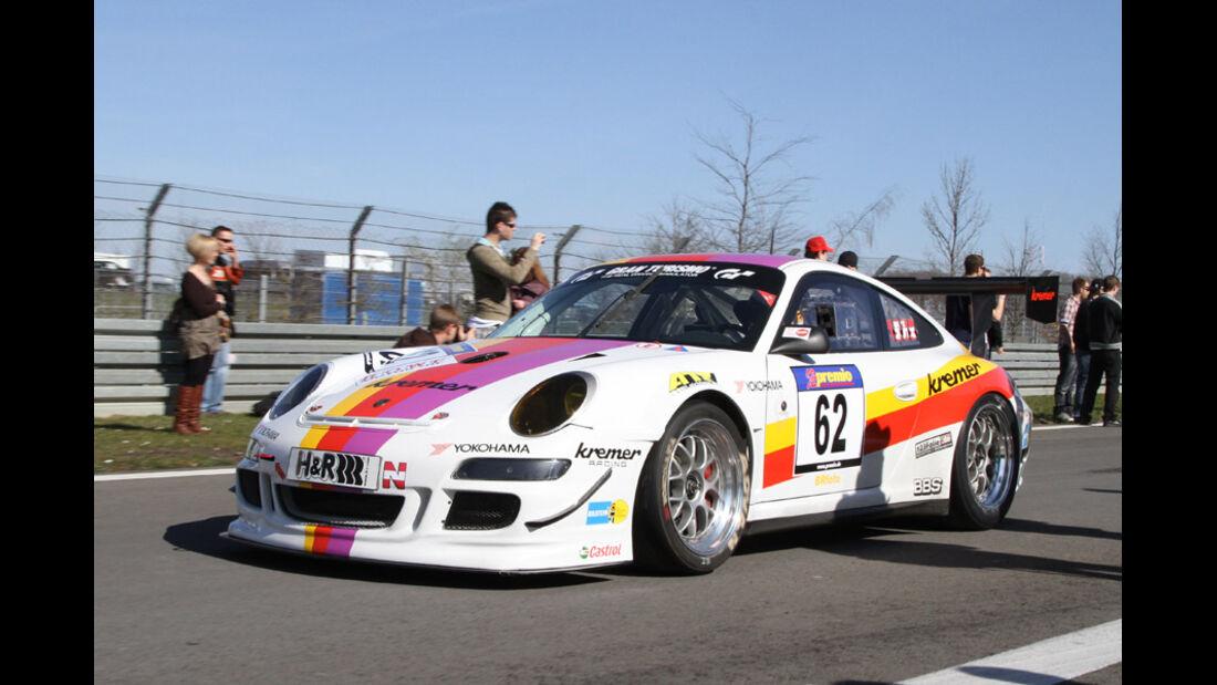 VLN, 2011, #62, Klasse SP7 , Porsche 911 GT3 997,