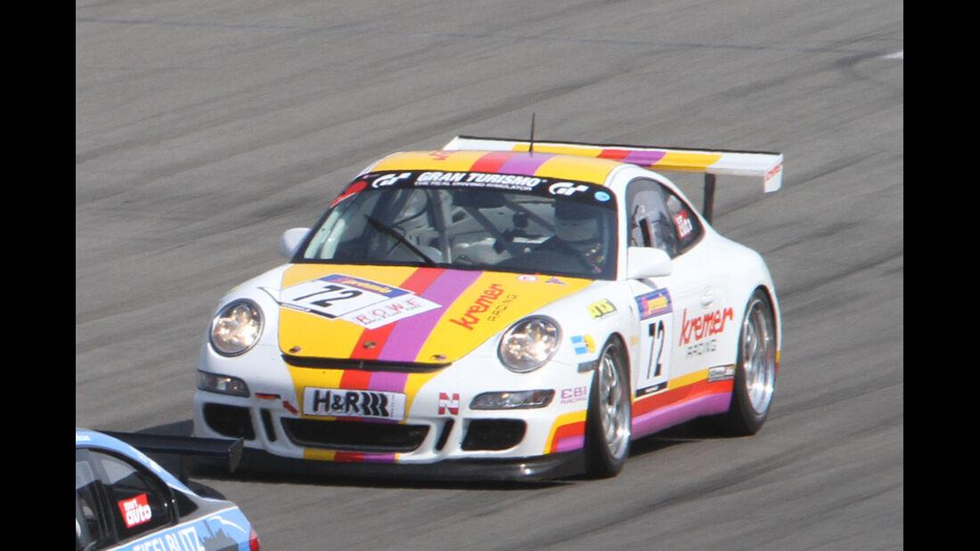 VLN, 2011, #72, Klasse SP7 , Porsche 911 Cup 997,