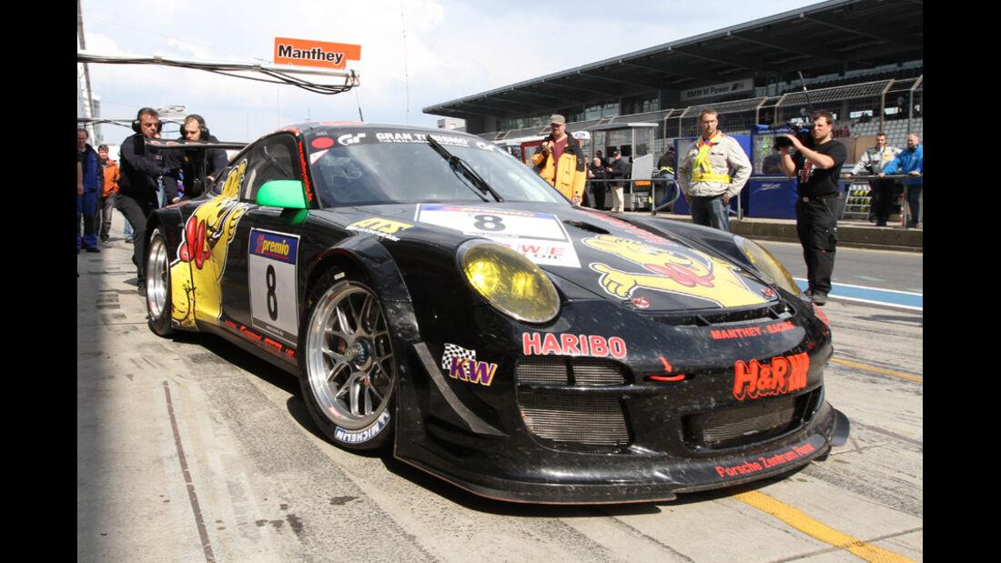 VLN, 2011, #8, Klasse SP9 , Porsche 911 GT3 R, HARIBO Team Manthey