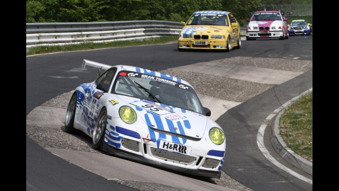 VLN, 2011, #95, Klasse CUP2 , Porsche 911 Cup 997, Moore Int. Motorsport
