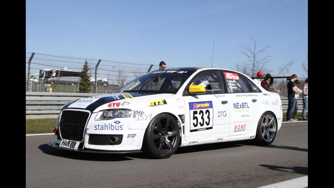 VLN, 2011, Audi A4 Quattro, #533