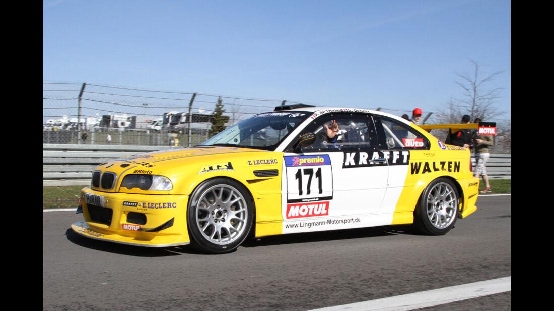 VLN, 2011, BMW M3, #171 MSC Rhön e.V. im AvD