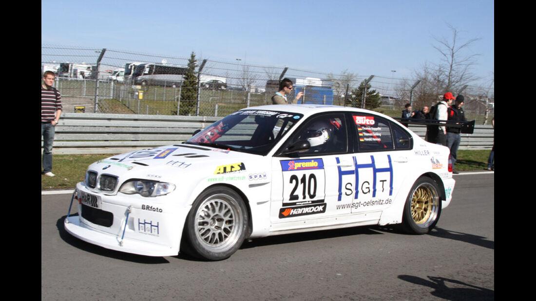 VLN, 2011, BMW M3, #210