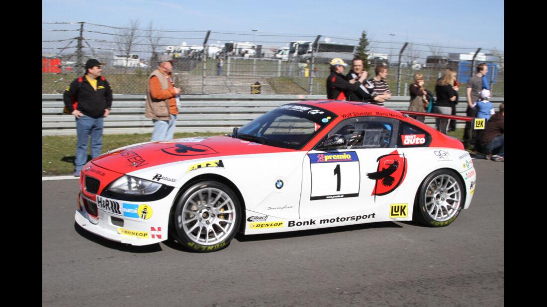 VLN, 2011, BMW Z4, #001