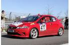 VLN, 2011, Honda Civic Type R, #477