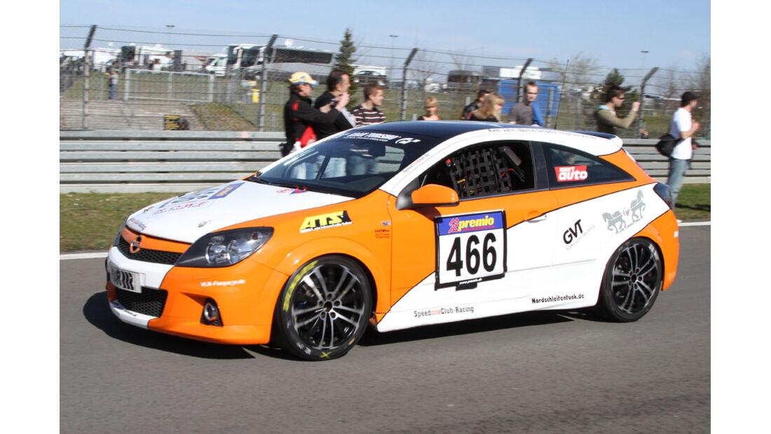 VLN, 2011, Opel Astra OPC, #466