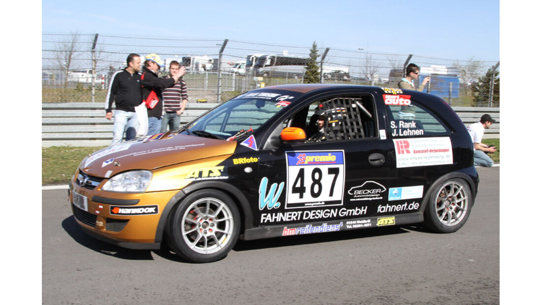 VLN, 2011, Opel Corsa, #487