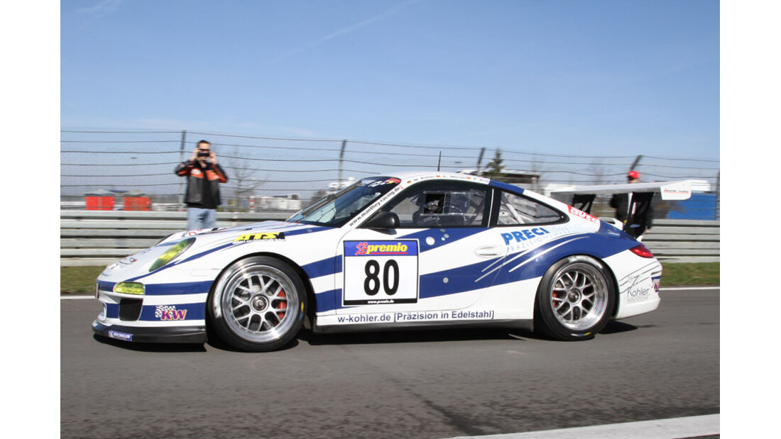 VLN, 2011, Porsche 911 GT3 Cup, #080 Manthey Racing