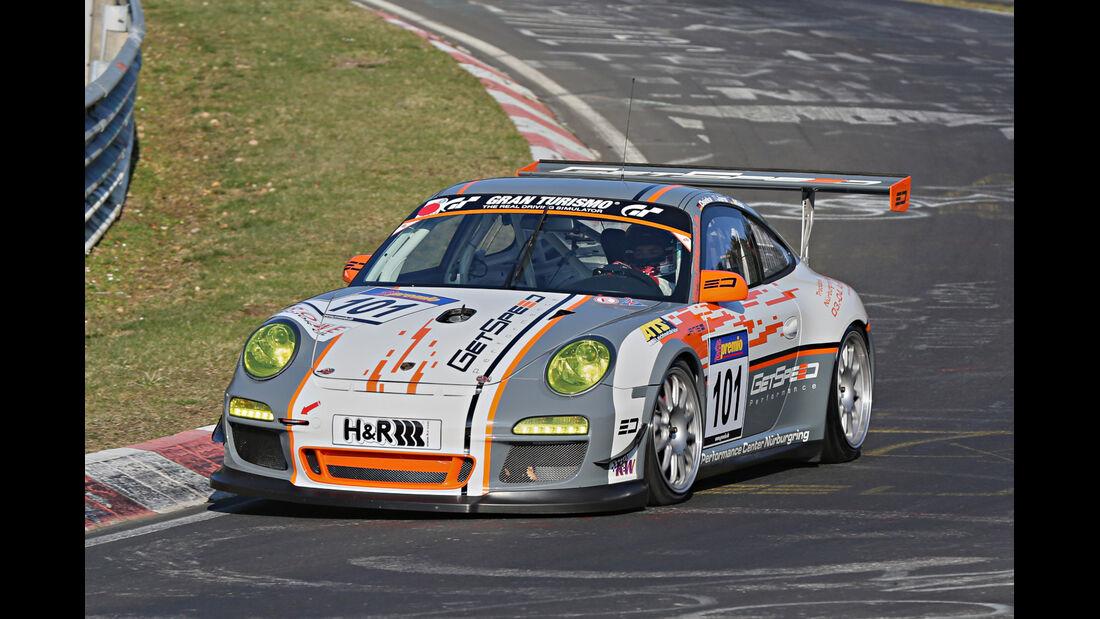 VLN 2014, #101, Porsche 911 GT3 997 Cup, CUP2, Langstreckenmeisterschaft Nürburgring