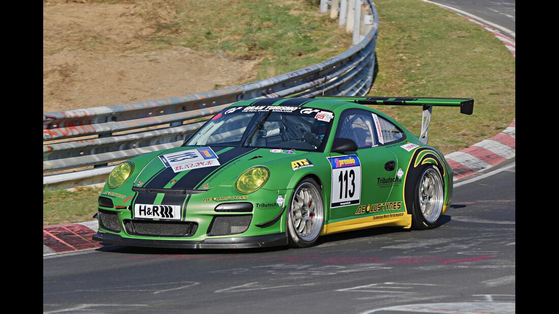 VLN 2014, #113, Porsche 911 GT3 Cup, CUP2, Langstreckenmeisterschaft Nürburgring