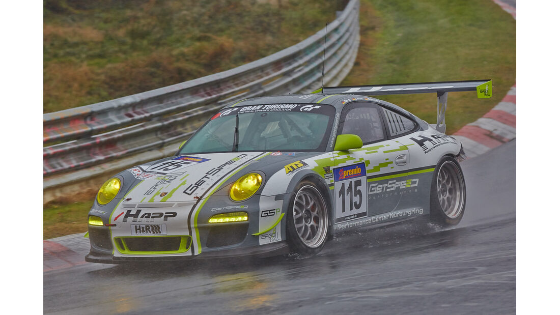 VLN 2014, #115, Porsche 911 GT3 Cup, CUP2, Langstreckenmeisterschaft Nürburgring