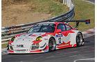 VLN 2014, #12, Porsche 911 GT3 RSR, SP9, Langstreckenmenmeisterschaft Nürburgring