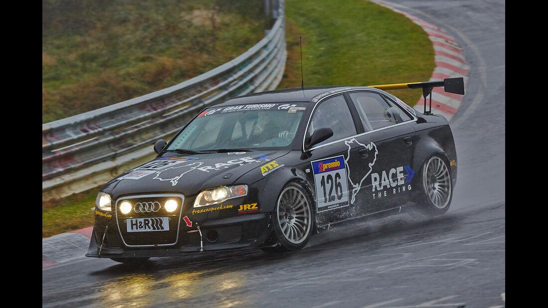 VLN 2014, #126, Audi RS4, SP8, Langstreckenmeisterschaft Nürburgring