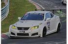VLN 2014, #142, Lexus ISC, SP8, Langstreckenmeisterschaft Nürburgring