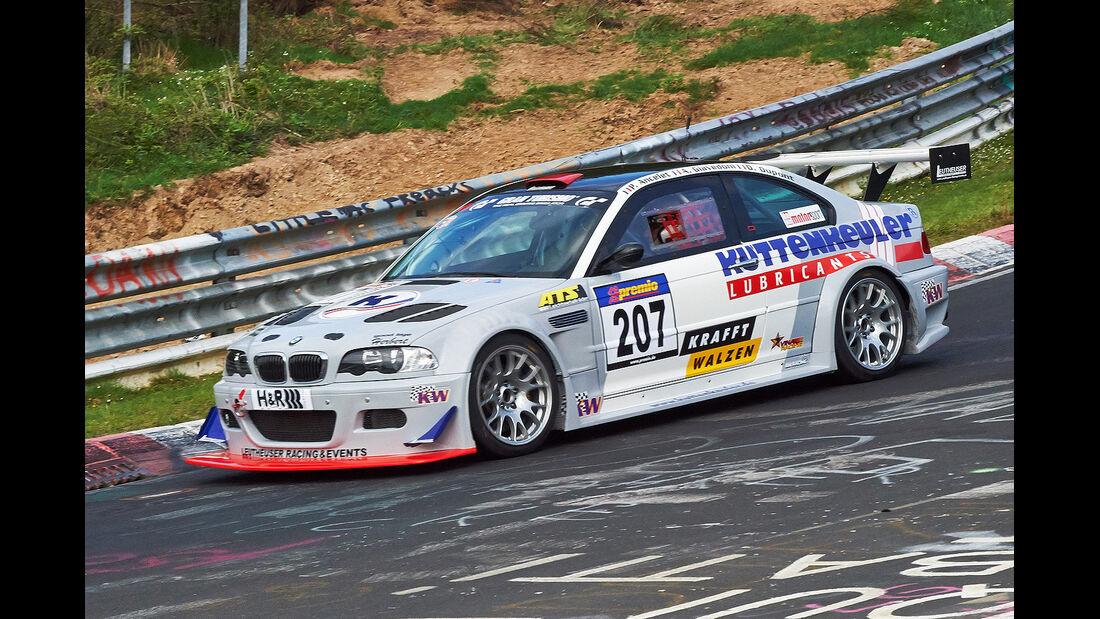 VLN 2014, #207, BMW M3, SP6,Langstreckenmeisterschaft Nürburgring