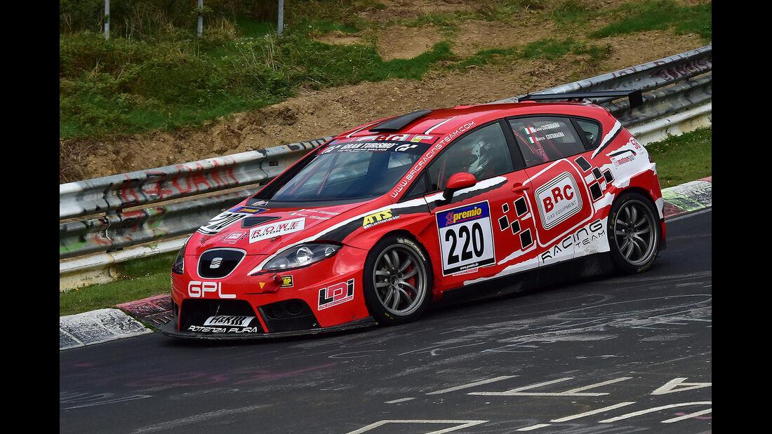 VLN 2014, #220, Seat Leon Supercopa, SPAT, Langstreckenmeisterschaft Nürburgring