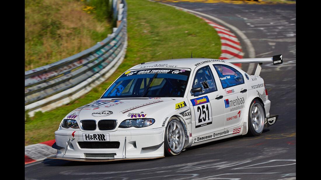 VLN 2014, #251, BMW 325i, SP4