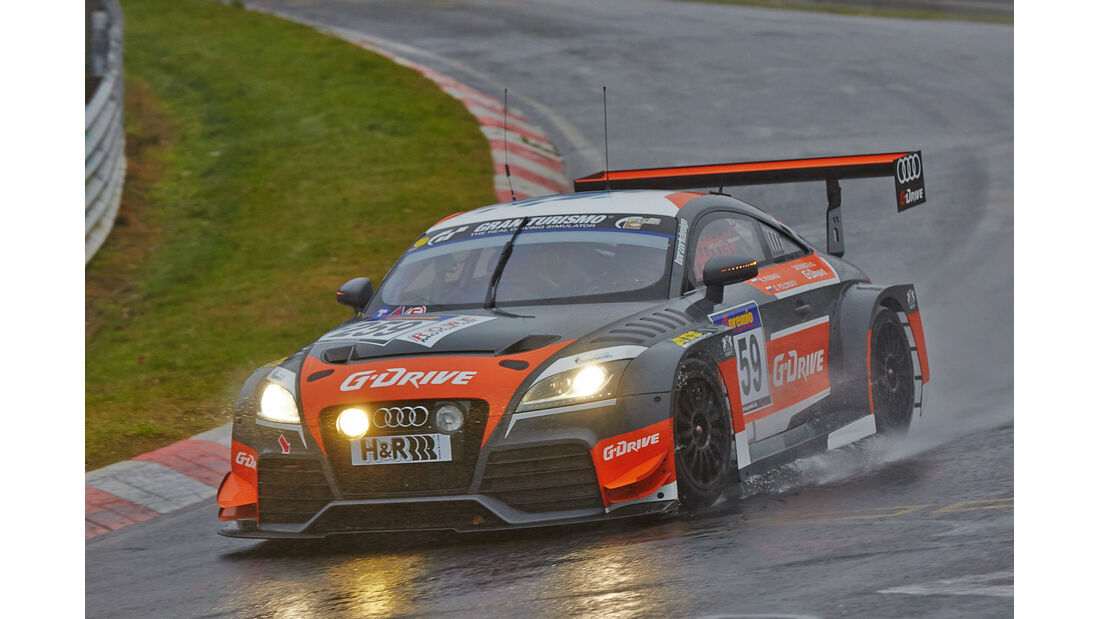 VLN 2014, #259, Audi TT RS, SP4T, Langstreckenmeisterschaft Nürburgring