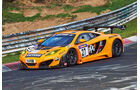 VLN 2014, #27, McLaren MP4 12C GT3, SP9, Langstreckenmeisterschaft Nürburgring