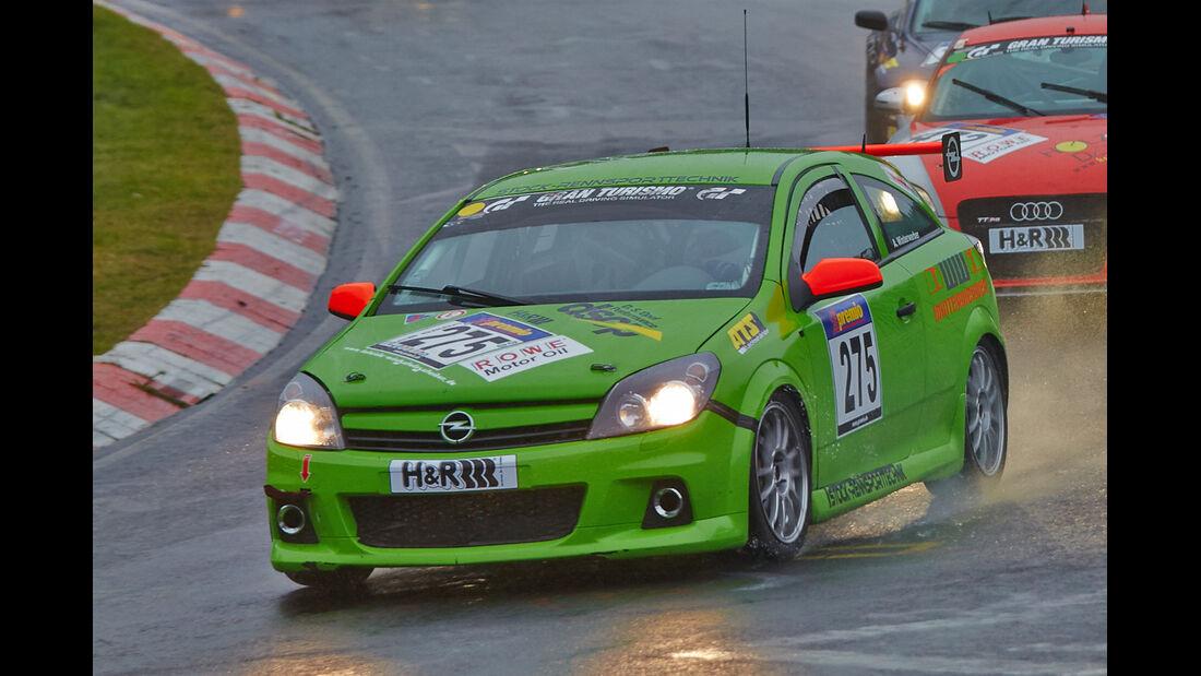 VLN 2014, #275, Opel Astra GTC, SP3, Langstreckenmeisterschaft Nürburgring