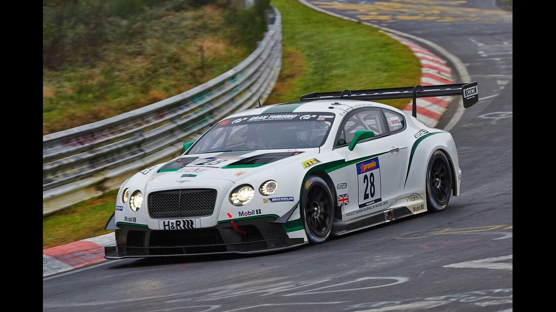 VLN 2014, #28, Bentley Continental GT3, SP9, Langstreckenmeisterschaft Nürburgring