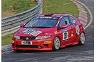 VLN 2014, #281, Honda Civic Type R, SP3, Langstreckenmeisterschaft Nürburgring