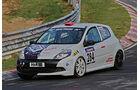 VLN 2014, #284, Renault Clio RS3 CUP, SP3, Langstreckenmeisterschaft Nürburgring