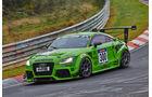 VLN 2014, #300, Audi TT, SP3T, Langstreckenmeisterschaft Nürburgring