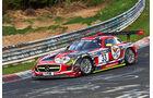 VLN 2014, #33, Mercedes-Benz AMG SLS GT3, SP9, Langstreckenmeisterschaft Nürburgring