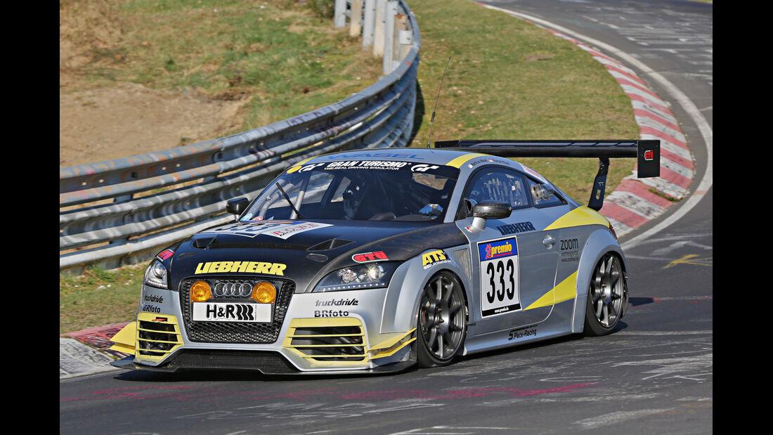 VLN 2014, #333, Porsche 911 GT3 RSR, SP3T, Langstreckenmenmeisterschaft Nürburgring