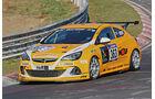 VLN 2014, #363, Opel Astra OPC CUP, CUP1, Langstreckenmeisterschaft Nürburgring