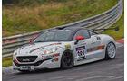 VLN 2014, #383, Peugeot RCZ-Racing, SP2T, Langstreckenmeisterschaft Nürburgring
