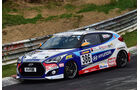 VLN 2014, #386, Hyundai Veloster Turbo, SP2T, Langstreckenmeisterschaft Nürburgring