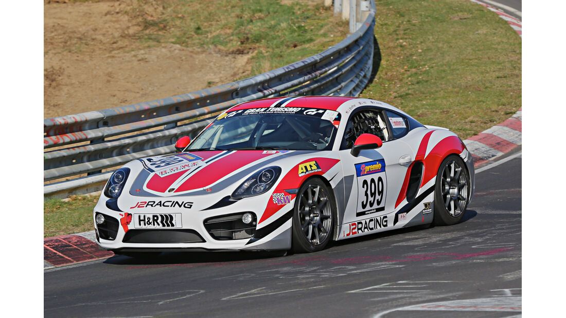 VLN 2014, #399, Porsche Cayman S, V6, Langstreckenmeisterschaft Nürburgring
