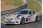 VLN 2014, #414, BMW Z4 M, V6, Langstreckenmeisterschaft Nürburgring