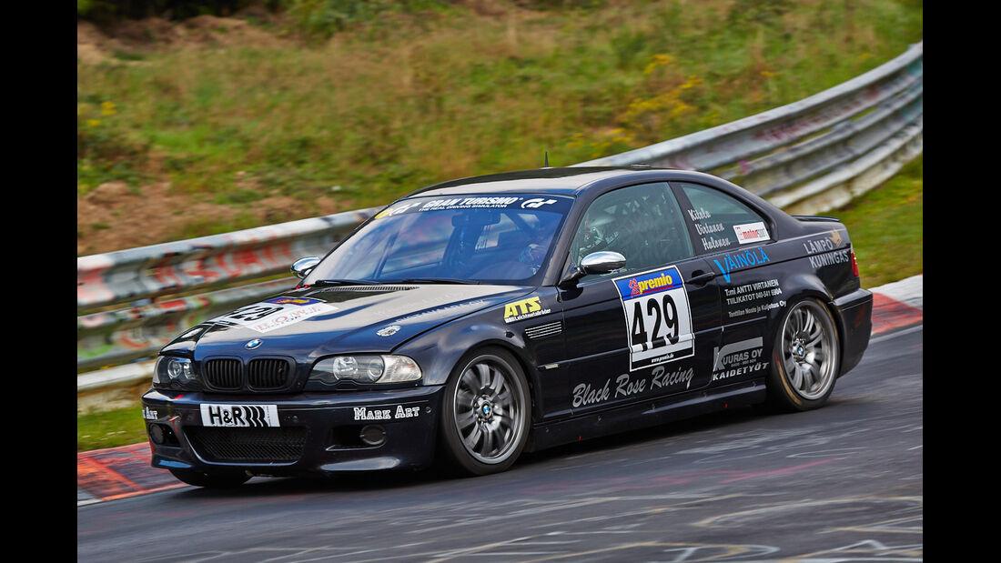 VLN 2014, #429, BMW M3, V6, Langstreckenmeisterschaft Nürburgring