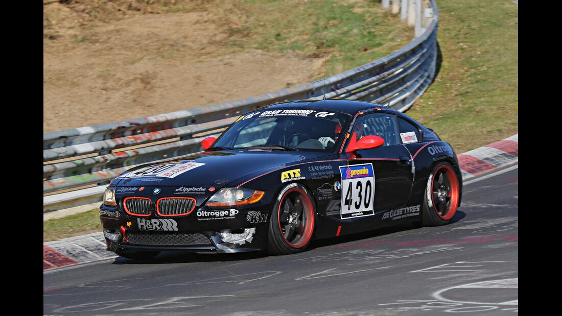 VLN 2014, #430, BMW Z4, V6, Langstreckenmeisterschaft Nürburgring