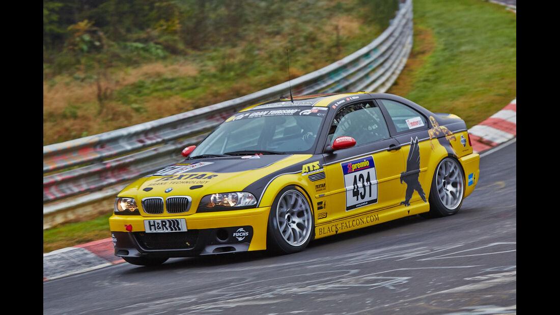 VLN 2014, #431, BMW M3, V6, Langstreckenmeisterschaft Nürburgring