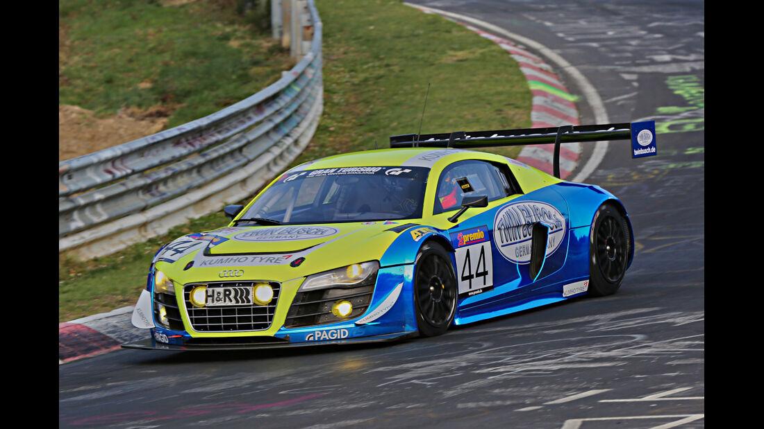 VLN 2014, #44, Audi R8 LMS ultra, SP9, Langstreckenmeisterschaft Nürburgring
