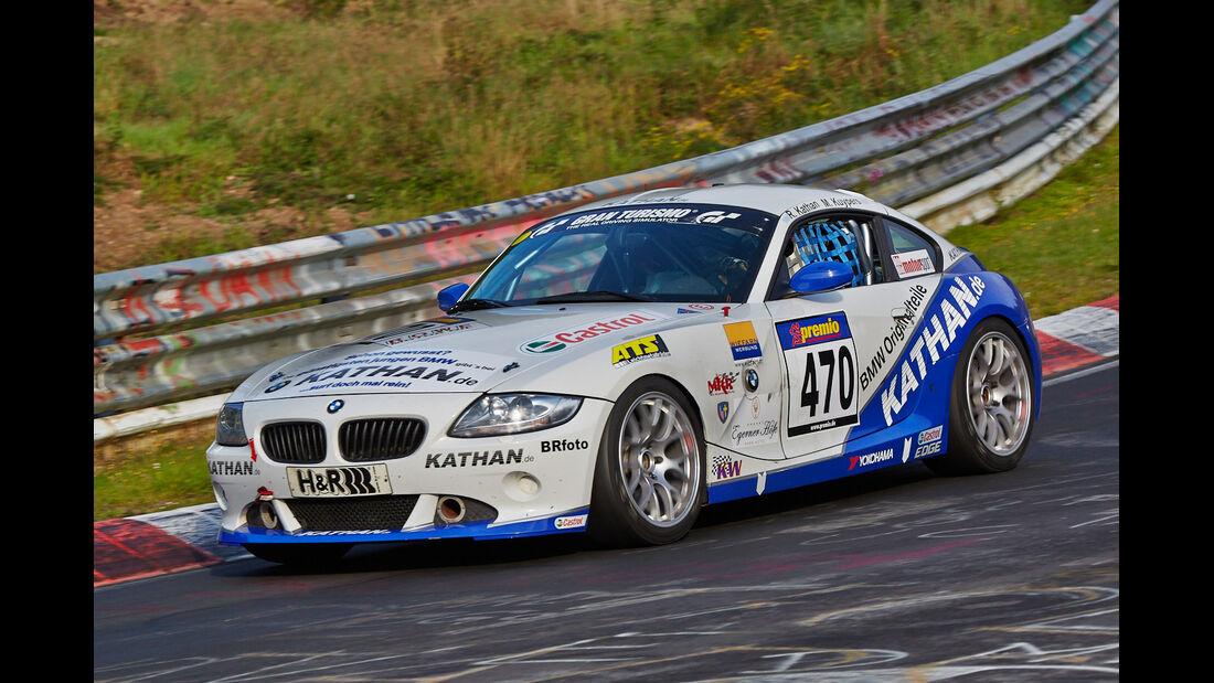 VLN 2014, #470, BMW Z4, V5, Langstreckenmeisterschaft Nürburgring