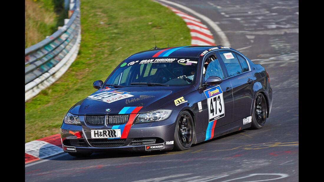 VLN 2014, #473, BMW 325i, V4