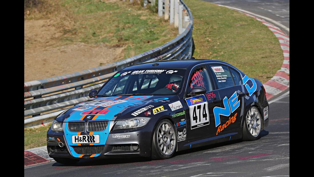 VLN 2014, #474, BMW 325, V4, Langstreckenmeisterschaft Nürburgring