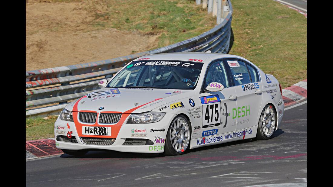 VLN 2014, #475, BMW 325i, V4, Langstreckenmeisterschaft Nürburgring