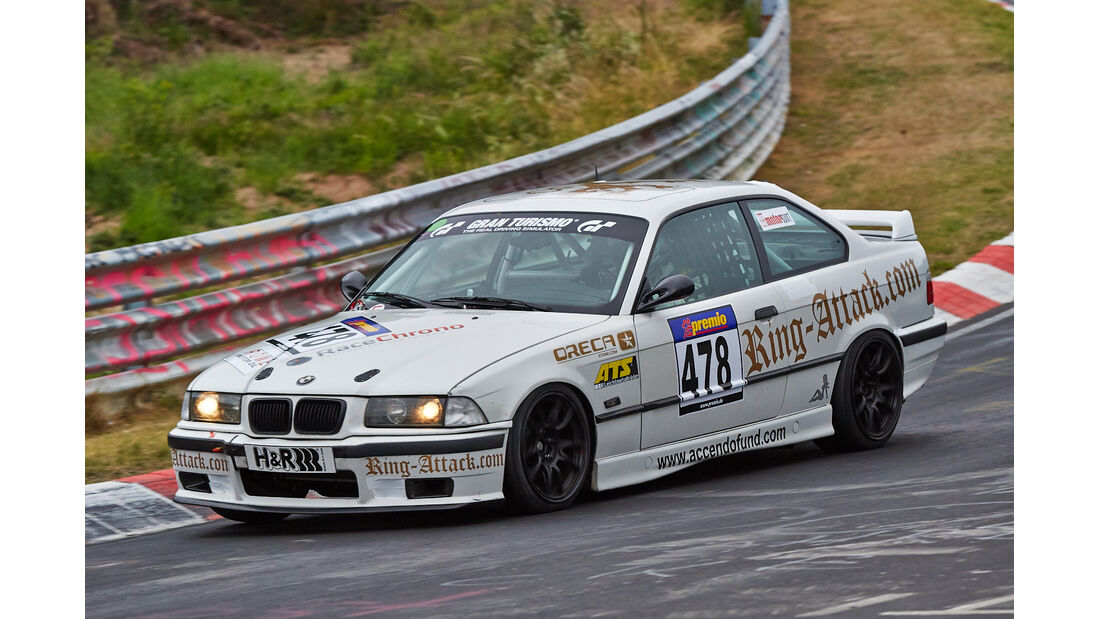 VLN 2014, #478, BMW 325i, V4, Langstreckenmeisterschaft Nürburgring