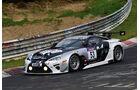 VLN 2014, #53, Lexus LFA Code X, SPPRO, Langstreckenmeisterschaft Nürburgring