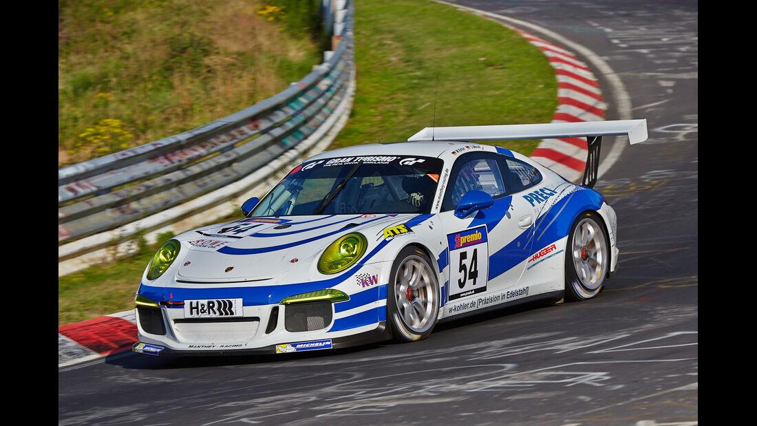 VLN 2014, #54, Manthey Racing GmbH, SPX